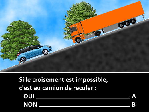 Question tests examen code de la route 2016 exemple 15